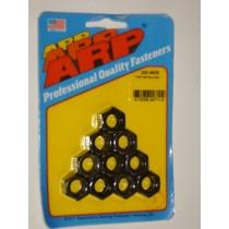 "1/4""-20 SS coarse nyloc hex nut kit"