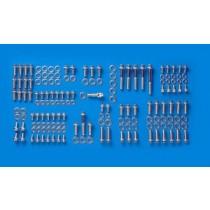 Venolia, BRC, Brooks & KB L19 alum rod repl't rod bolt kit